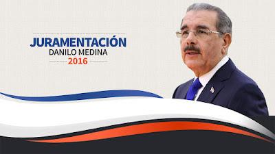 EN VIVO: Toma de Posesión Presidencial 2016-2020