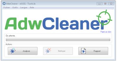 تحميل برنامج AdwCleaner للتخلص من برامج الإعلانات الموجهة على جهاز الكومبيوترأضافة إلى برنامج الحماية الكبير Malwarebytes Anti-Malware