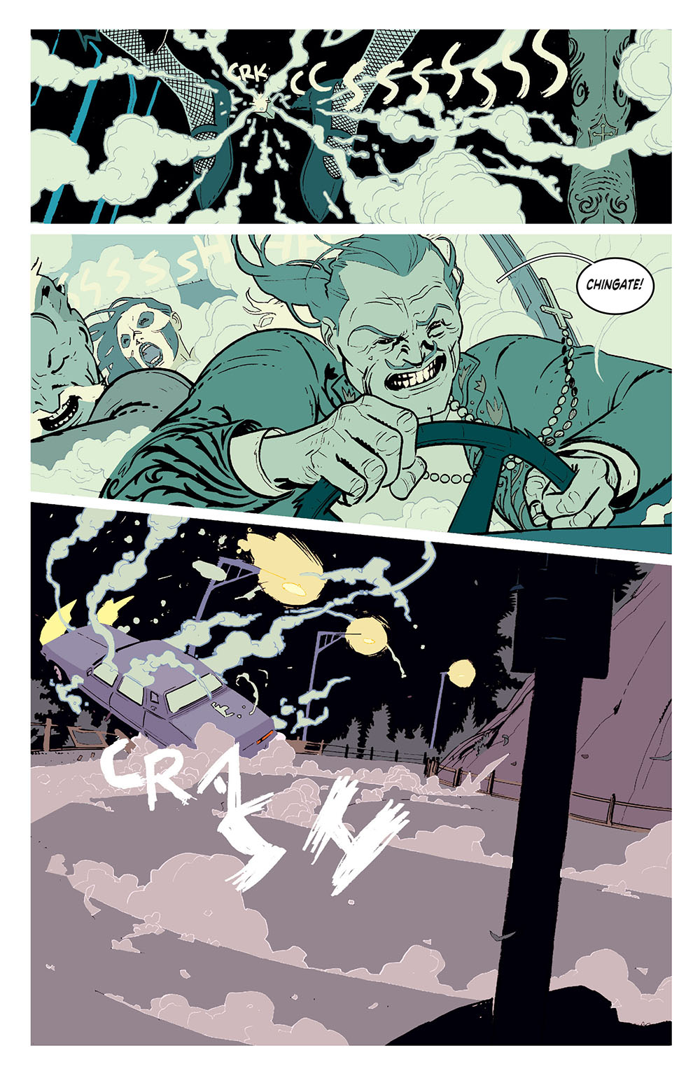 Deadly class 2018 comic 1 Online Free Books