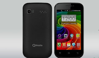 How to install qmobile usb driver