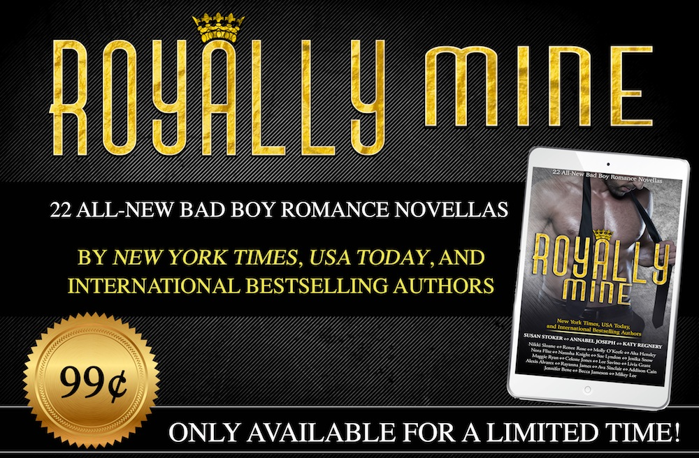 Royally Mine Book Blitz