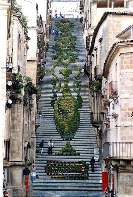 20 Most Beautiful Stairs Around the World.