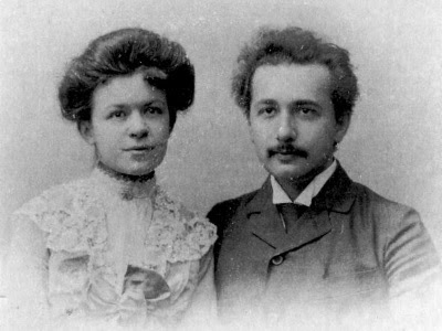 einstein's marriage