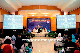 event organizer bogor, eo bogor, bandung entertainment, kliks bssn, seminar bogor