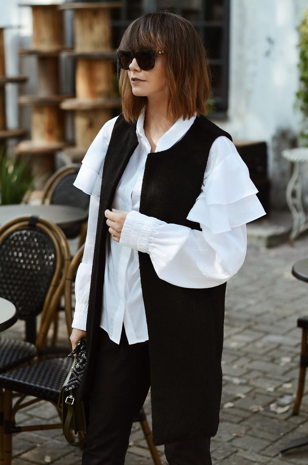 sesja w kawiarni | blog modowy | blog o modzie | klasyczna