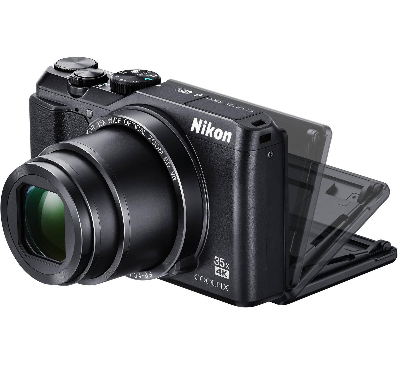 Nikon Coolpix A900, наклонный экран
