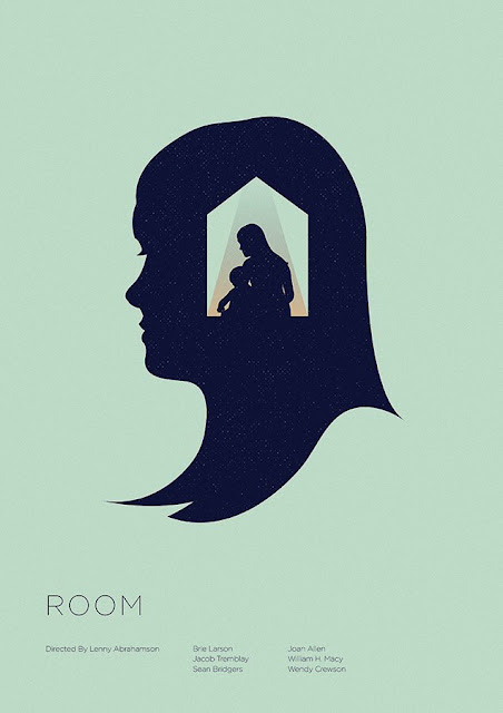 Room alternative movie poster Needle Design