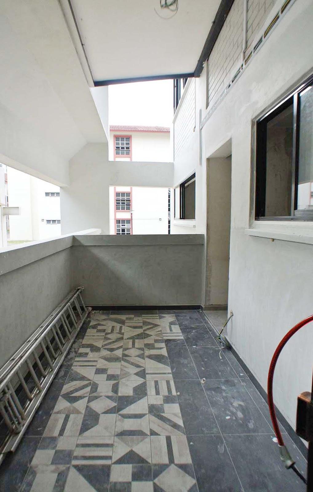 Butterpaperstudio reno 721b maisonette recessed area for Recessed area