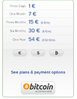 Harga dari AirVPN