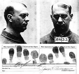 Джозеф Рутерфорд в тюрьме
