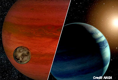 Life Outside Our Solar System Might Exist on Exomoons