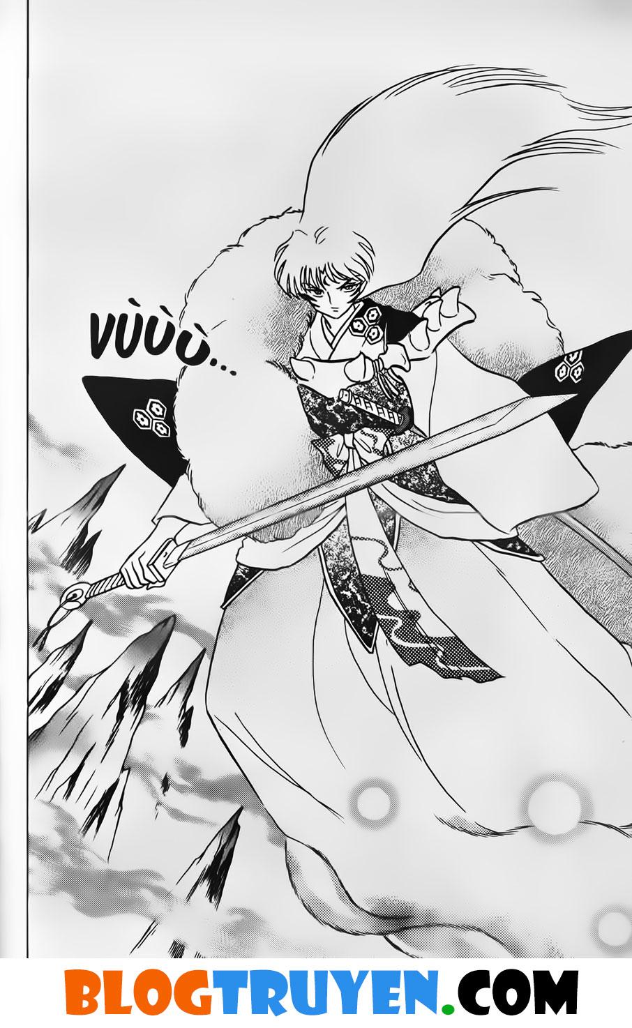 Inuyasha vol 33.5 trang 13