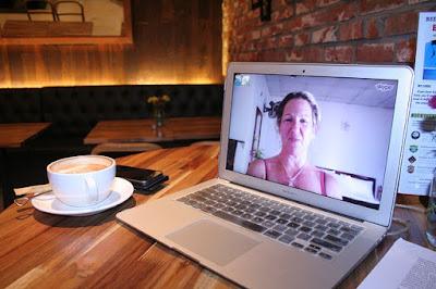 ビデオ通話イメージ
