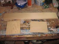 Wood pieces