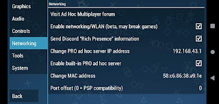 Cara Bermain Multiplayer PPSSPP di Android