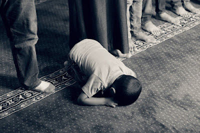 berdoa sebelum submit