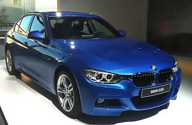 2016 BMW 335i Review Qatar
