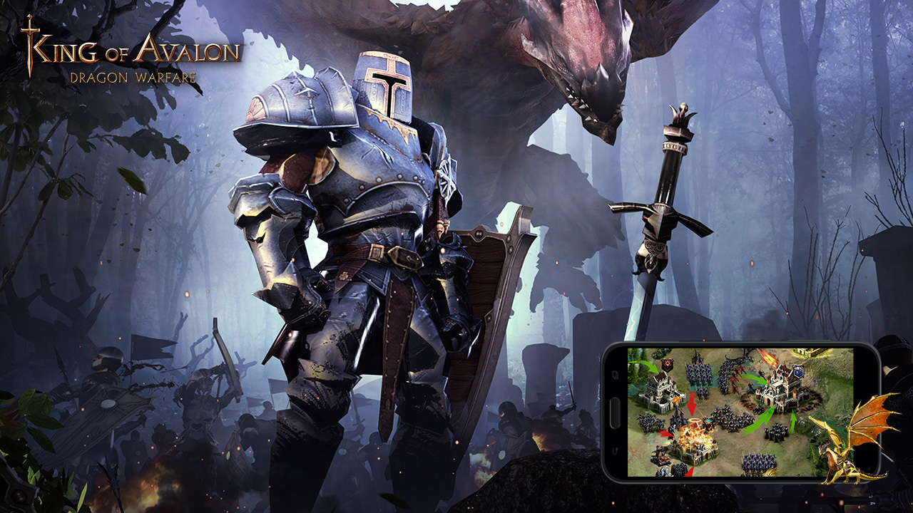 king of avalon hack apk app