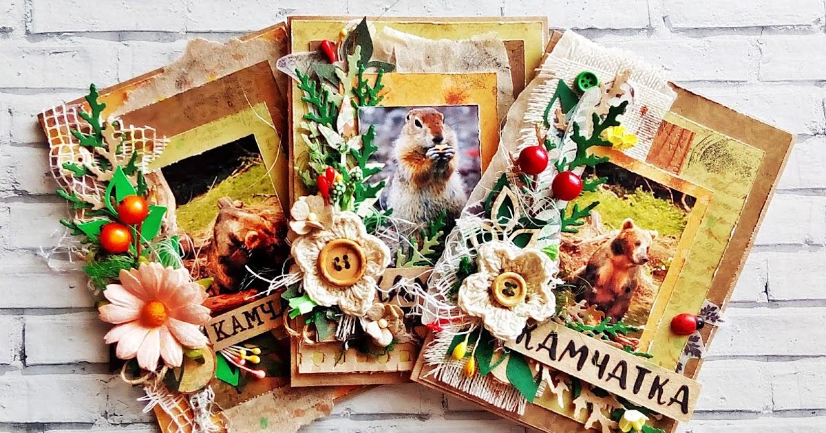 Сувениры открытки, для