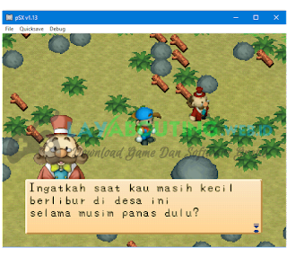 Download Harvest Moon Back To Nature Bahasa Indonesia