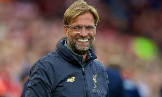 Juergen Klopp hợp đồng với Liverpool 7 triệu bảng.