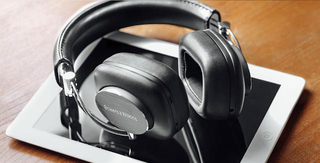 Bowers & Wilkins P7 Luxury Headphone set