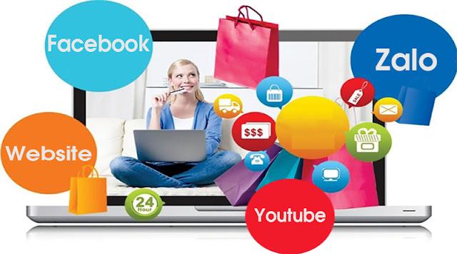 Bạn đã am hiểu các công cụ bán hàng online