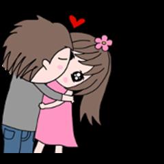 Jub (lovers stickers Al)