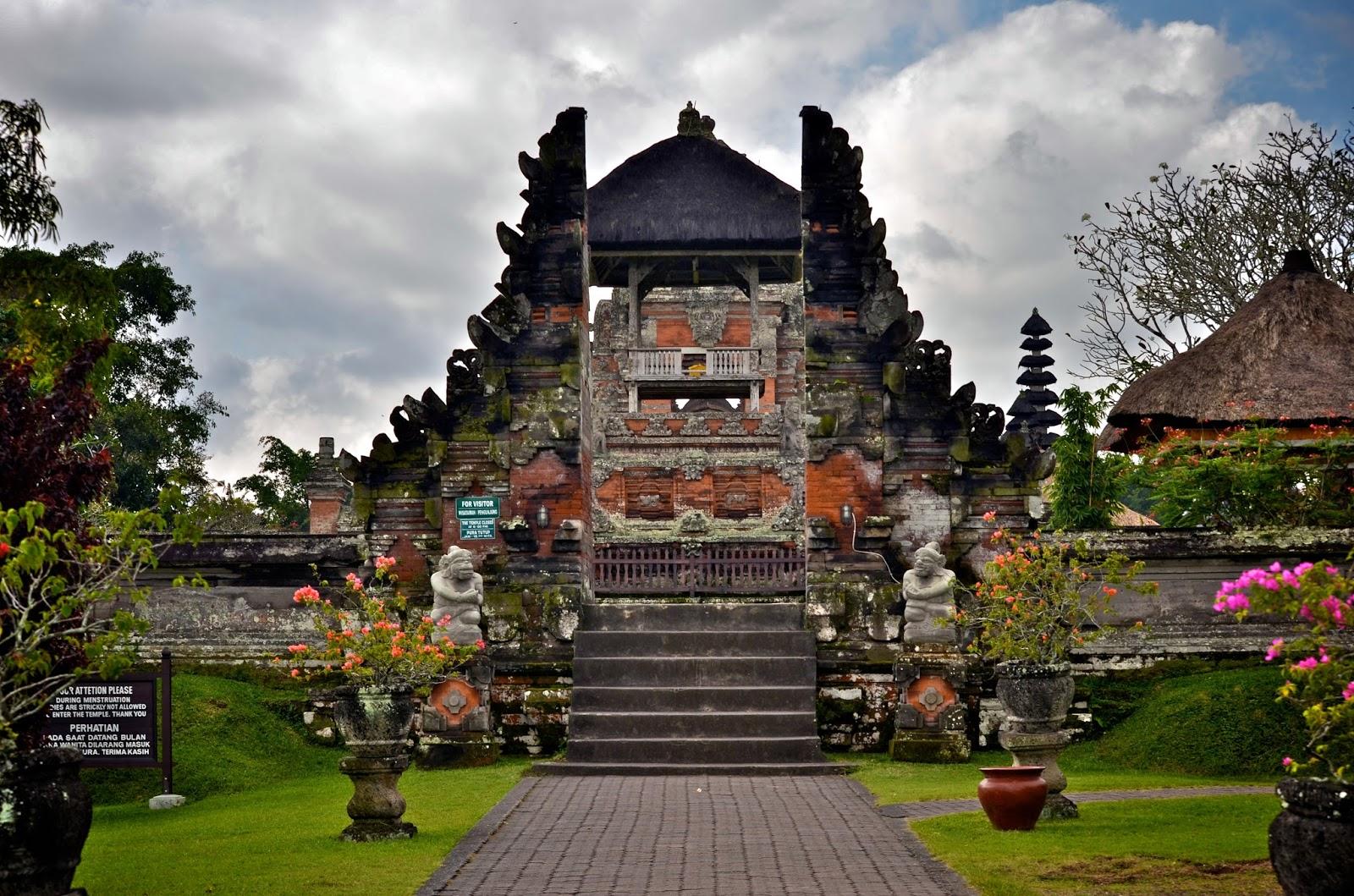 Taman Ayun Temple Bali Indonesia Feel In Bali