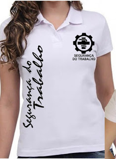 CAMISA PÓLO FEMININA DO SIPAT