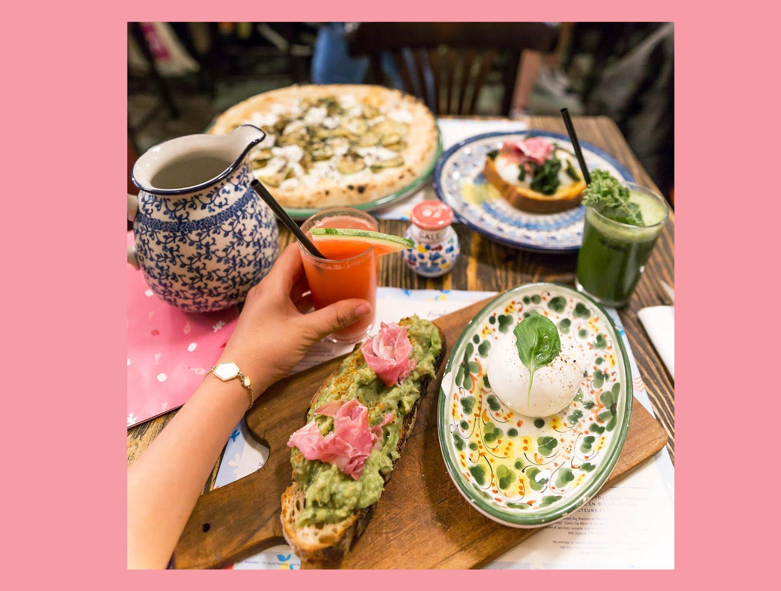 Bonnes adresse Paris BigLove Caffé