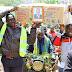 "#Nyamira : Uhuru Kenyatta ""Coffin"" carried in a demonstration after Nyeri Town MP Wambugu threatened to impeach CJ Maraga."