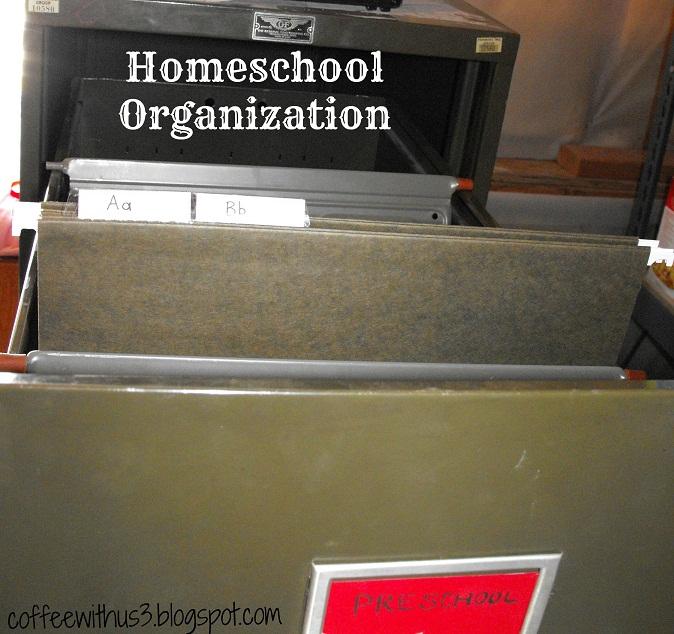 organizing preschool