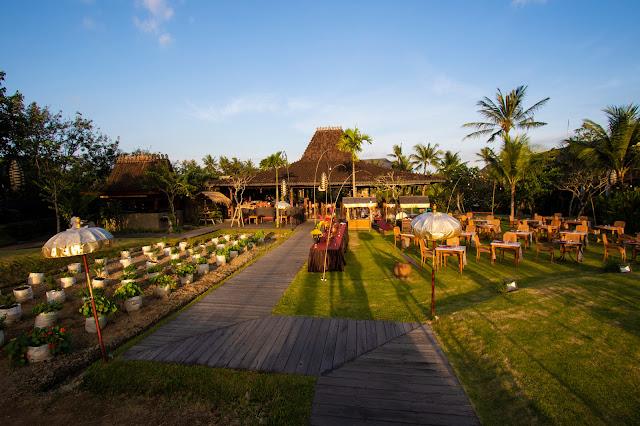 Alaya Ubud resort-Bali-sala colazione/breakfaste
