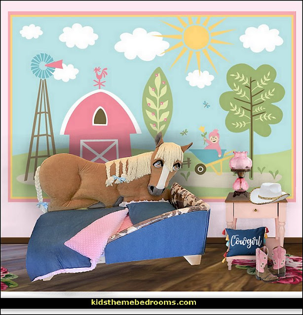 horse beds for girls toddler animal beds horse themed cowgirl beds kids rooms cowgirl themed beds girls horse beds