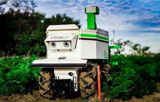 robot yang bisa menjadi petani