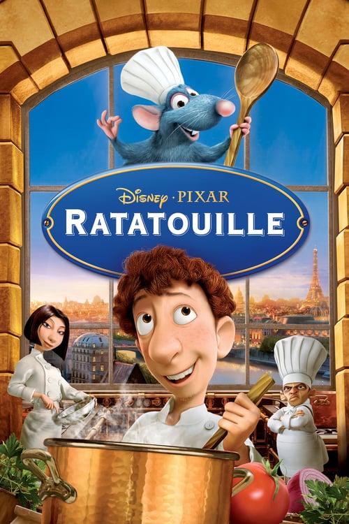 Ratatouille (2007) Dual Audio Hindi English 720p BluRay Full Movie Free Download