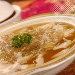 Sup Sirip Ikan Hiu