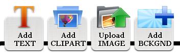 Online Designer Buttons