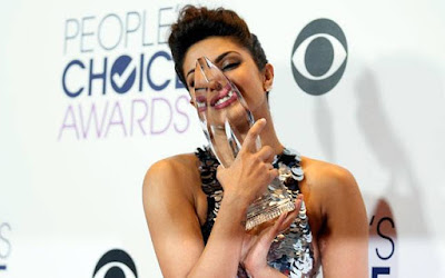 Priyanka Chopra at Prople's Choice Award, Priyanka Chopra