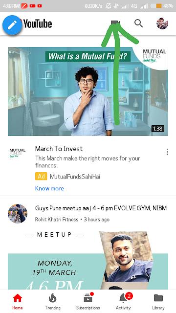 How to create youtube chennal and upload video ( हिंदी मैं ) in hindi