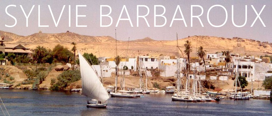 Sylvie Barbaroux • Ecrivain • Livres romans Egypte antique historique amour french writer novelist
