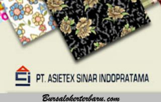 Lowongan Kerja Karawang : PT Asietex Sinar Indopratama - Operator Produksi