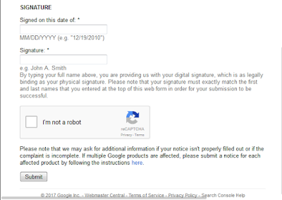DMCA Complaint 4