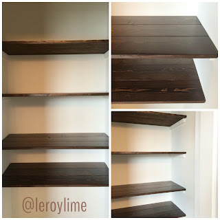 master bathroom closet redo - DIY - LeroyLime
