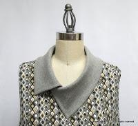 cómo añadir un cuello fácil a cualquier prenda de punto