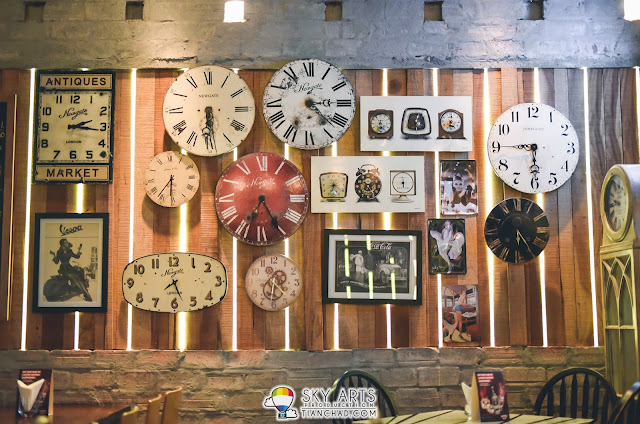 The interior of @ 3 Wise Monkeys Bistro & Bar Setiawalk Puchong