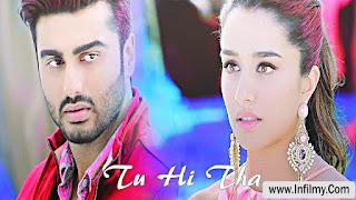 TU HI HAI Lyrics - Rahul Mishra   Half Girlfriend