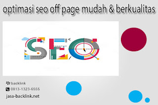 Optimasi seo off page