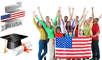 Đi du học Mỹ